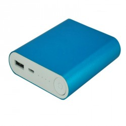 Power Bank - 20000mah - Bleu