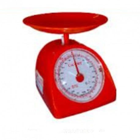 Balance De Cuisine Mecanique 5 Kg Multicolore Clickshop Tn